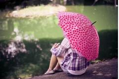 有时候一个人的失踪,孤独了一个世界